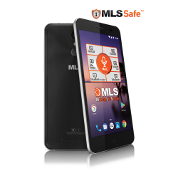 MLS COLOR FINGERPRINT 4G BLACK DUAL SIM - MLS