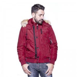 BISTON JACKET WINE RED ΜΠΟΥΦΑΝ 40-201-077