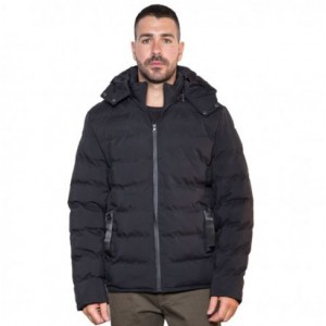 BISTON 42-201-047 JACKET BLACK ΜΑΥΡΟ BISTON
