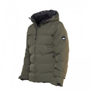 BROTHERS & CO  ΜΠΟΥΦΑΝ PARKA CHAKI CO-33