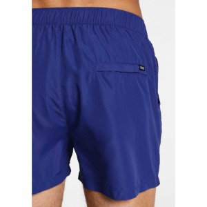 FUNKY BUDDHA ΑΝΔΡΙΚΟ ΜΑΓΙΟ SWIMMING SHORTS BASIC BLUE FBM002-16119