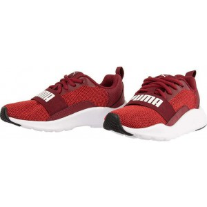 PUMA WIRED KNIT PS 367382-07 ΚΟΚΚΙΝΟ
