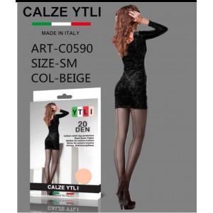 YTLI ΚΑΛΣΟΝ  BEIGE  C0590