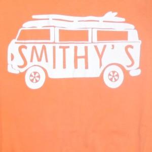 SMART T-SHIRT ORANGE SMITHYS 43-206-037