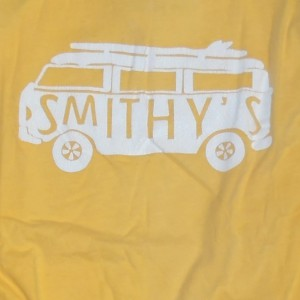SMART T-SHIRT YELLOW SMITHYS 43-206-037