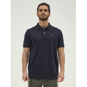 EMERSON POLO T-SHIRT 211.EM35.69GD ΝΑVY