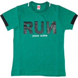 JOYCE  T SHIRT ΠΑΙΔΙΚΟ 211780 BOYS GREEN