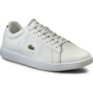 LACOSTE WOMENS SNEAKERS CARNABY EVO BI 7-32SPW0132001 ΛΕΥΚΟ