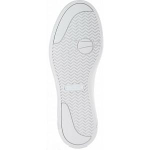 LACOSTE WOMEN'S GRIPSHOT  WHITE SNEAKERS 7-40CUJ000621G
