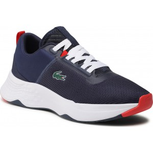 LACOSTE  SNEAKERS COURT DRIVE  7-41SMA0045092 NAVY