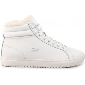 LACOSTE WOMEN'S BOOTS Straight Setthermo WHITE 38CFA000518C