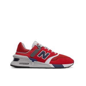 NEW BALANCE 997 MS997LOR RED ΑΝΔΡΙΚΑ LIFESTYLE SNEAKERS