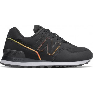 NEW BALANCE 574 WL574CLG BLACK ΓΥΝΑΙΚΕΙΑ LIFESTYLE CLASSIC