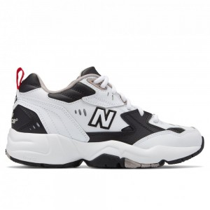 NEW BALANCE 608 CHUNKY SNEAKERS WHITE ΓΥΝΑΙΚΕΙΑ LIFESTYLE WX608RB1