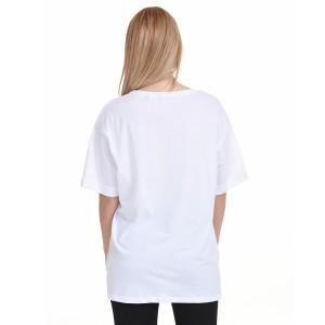 BISTON ΜΠΛΟΥΖΑΚΙ T-SHIRT WHITE 45-106-008