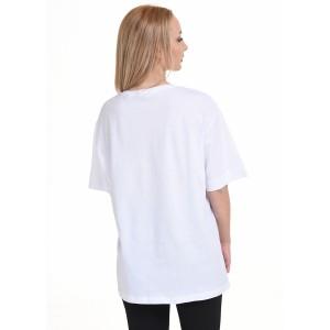 BISTON ΜΠΛΟΥΖΑΚΙ T-SHIRT WHITE  45-106-009