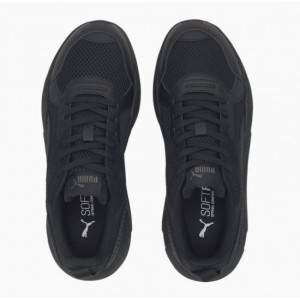 PUMA MEN'S X-RAY TRAINERS BLACK 372602-01