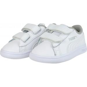 Puma Sneakers Smash v2 L V 365174-02 Unisex Παιδικό