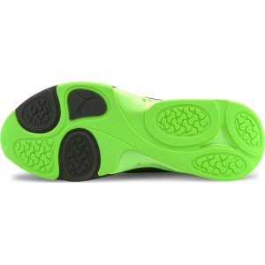 Puma Xetic Halflife Παπούτσια Προπόνησης 195196-03 Black Fluo Green