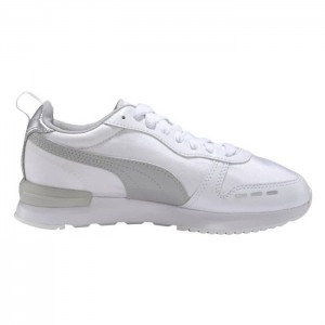 PUMA SNEAKERS R78 METALLIC WOMEN'S SNEAKERS WHITE 374739-02