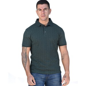 BISTON POLO T-SHIRT GREEN 43-206-031