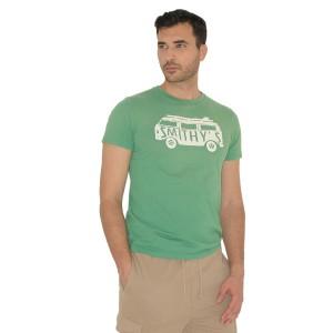 SMART T-SHIRT GREEN SMITHYS 43-206-037